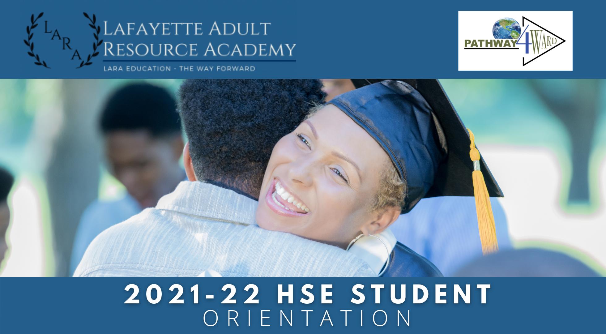 2021-22 HSE Orientation Portal